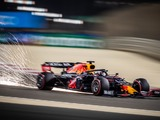 Red Bull buoyed by continued Honda development
