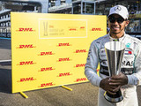 DHL delivers awards to Hamilton and Red Bull
