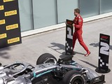 Ferrari lodges official FIA request for review of Vettel's penalty