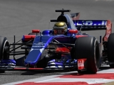 Sainz Jr. to step aside for Gelael in FP1