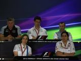 2016 Abu Dhabi Grand Prix – Friday Press Conference