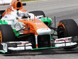 Rain robs Force India of better qualifying result