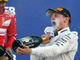 In photos: Bottas celebrates maiden F1 win