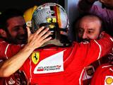 Ferrari deserve some credit for the progress we've this year - Sebastian Vettel