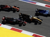 Palmer unimpressed with Grosjean's 'strange logic'