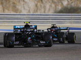 Bottas was expecting a 'big battle' against Russell before pit stop blunder