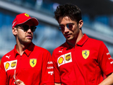 'Open warfare at Ferrari' after Vettel refuses to repay Leclerc, says Italian media