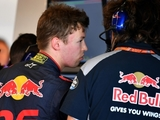 Kvyat involved in NASCAR Euro Series test