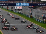 The Australian GP timetable