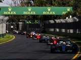 Australian Grand Prix considered major Formula 1 circuit changes