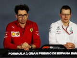 Binotto denies Ferrari is looking to hire Cowell