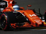 "Fernando Alonso: ""It was impossible to have any battles out there"""