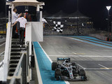 Abu Dhabi Grand Prix in Words, Stats and Pictures