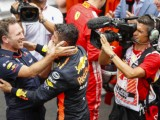 Ricciardo looks back on 'relief' of Monaco win