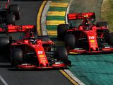 Charles Leclerc accepting of Ferrari's order to stay behind Sebastian Vettel