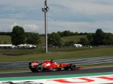 Ferrari on the right road Alonso