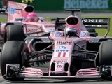 Force India set to change name for 2018