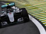Nico Rosberg heads Lewis Hamilton in final Brazilian Grand Prix practice