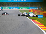Russell calls for greater use of Tecpro barriers to increase F1 safety