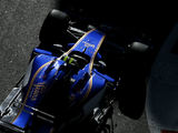 Pirelli conducted testing with Sauber
