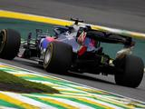Engine shutdown to blame for Daniil Kvyat's practice off