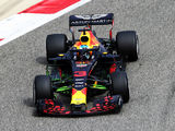 Ricciardo heads first practice in Bahrain