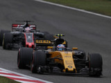 Chinese GP: Race notes - Renault