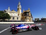 Perez Praises Racing Point Team After Fifth Place In Qualifying