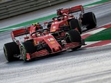 "Vettel: Leclerc shouldn't worry about ""irrelevant"" Turkish GP podium miss"