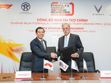 VinFast to be title sponsor of Vietnam Grand Prix