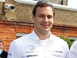 Paffett signs on at Williams