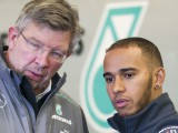Losing Brawn not a great loss claims Hamilton