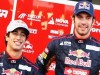 Toro Rosso pair admit they're not friends