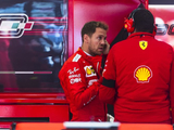 Ferrari sign Vettel up for chaotic Japanese GP schedule