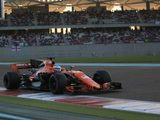 "Fernando Alonso: ""I'm happy with eleventh - it's what we deserved today"""
