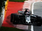 Grosjean Left Spinning From Brake-By-Wire Failure in Friday Practice