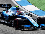 Williams switch Kubica to spare chassis