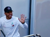 Hamilton welcomes Ferrari's pace, and competition