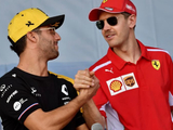 Ricciardo: Vettel will be back
