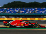 Vettel sets FP2 pace at Silverstone