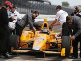 Fernando Alonso lists the main challenges facing him at Indy 500