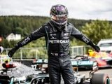 """Lewis Hamilton: """"To come here and get pole and the win this weekend is fantastic"""""""