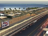 'Race against time' to finish Jeddah track – report