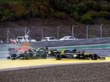 "Ocon made ""best"" start before F1 Turkish GP Turn 1 tangle with Ricciardo"