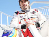 Alonso begins Daytona adventure