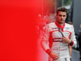 Bianchi 'continues to fight', begins rehabilitation therapy