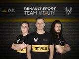 Renault Sport Racing Enters World of eSports with French Gamers Team Vitality