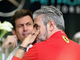 Ferrari boss: Allison should be ashamed