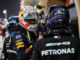 Hakkinen: It was a reminder of Senna v Prost