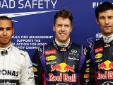 Vettel heads Red Bull front row lock-out in Melbourne